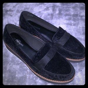 Platform loafer